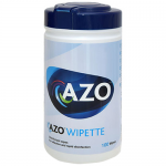 AZO Disinfectant Surface Wipes (Pack of 100)