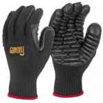 Glovezilla Anti-Vibration Glove Black