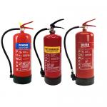 Fire Extinguishers - Powerx