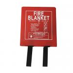 1.2m x 1.2m Hard Case Fire Blanket (British Standard)