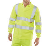 ARC Compliant Hi-Vis Polo Shirt