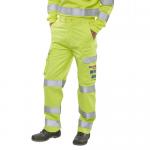 ARC Hi-Vis Yellow Trousers