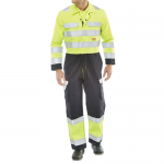 ARC Anti-Static Hi-Vis Two Tone Coverall