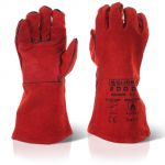 Click Welders Palm Patch Red