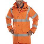B-Seen Jubilee Jacket Orange