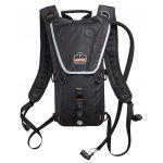 Ergodyne Premium Low Profile 3 Litre Hydration Back Pack, Colour: Black