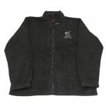 Building Services Black Fleece RX402 Jacket (Derby College Building Service Embroidered)