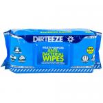 Dirteeze Soft PackAnti-Bacterial Wipes (200 Wipes)