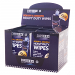Dirteeze Rough and Smooth Heavy Duty Wipes (50 x Twin Sachet Packs)