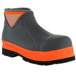 Brightboot Small Wellingtons Orange / Grey