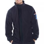 Arc Compliant Fleece Jacket Navy Blue