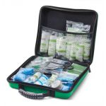 Click Medical BS8599-1 Medium First Aid Kit in LGE Feva Bag