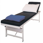 Click Medical Rest Room Couch with Adjustable Headroom