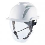 MSA V-Gard 950 Electrician Helmet - White/Grey